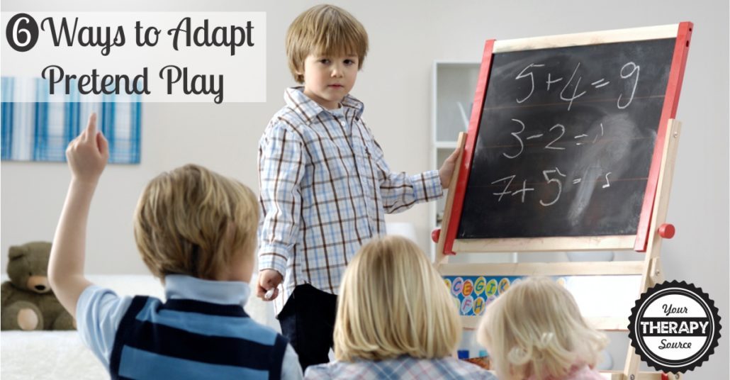 Adapt Pretend Play