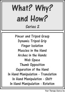 What? Why? and How? Series 2