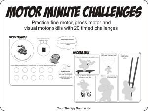 Motor Minute Challenges