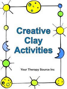 Creative Clay Activities