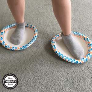 3 Movement Activities with Paper Plates 3