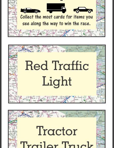 Road Trip Race