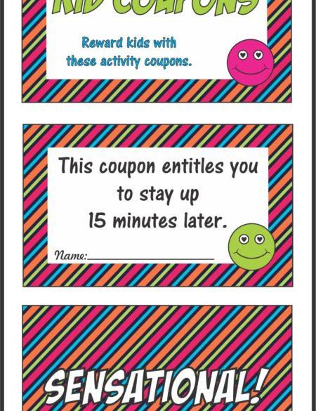 kid coupons