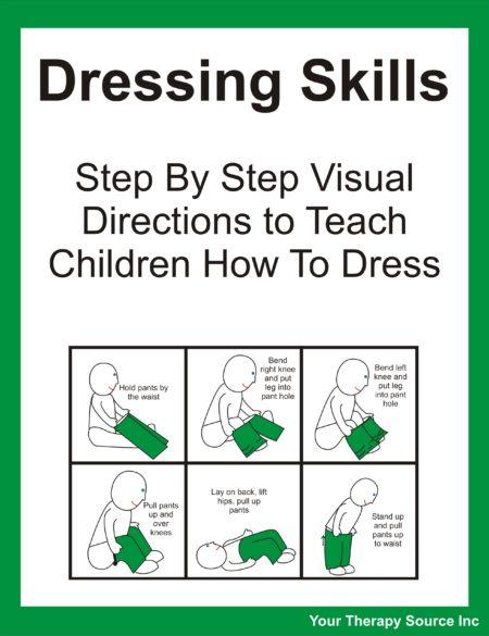 Dressing Skills for Children
