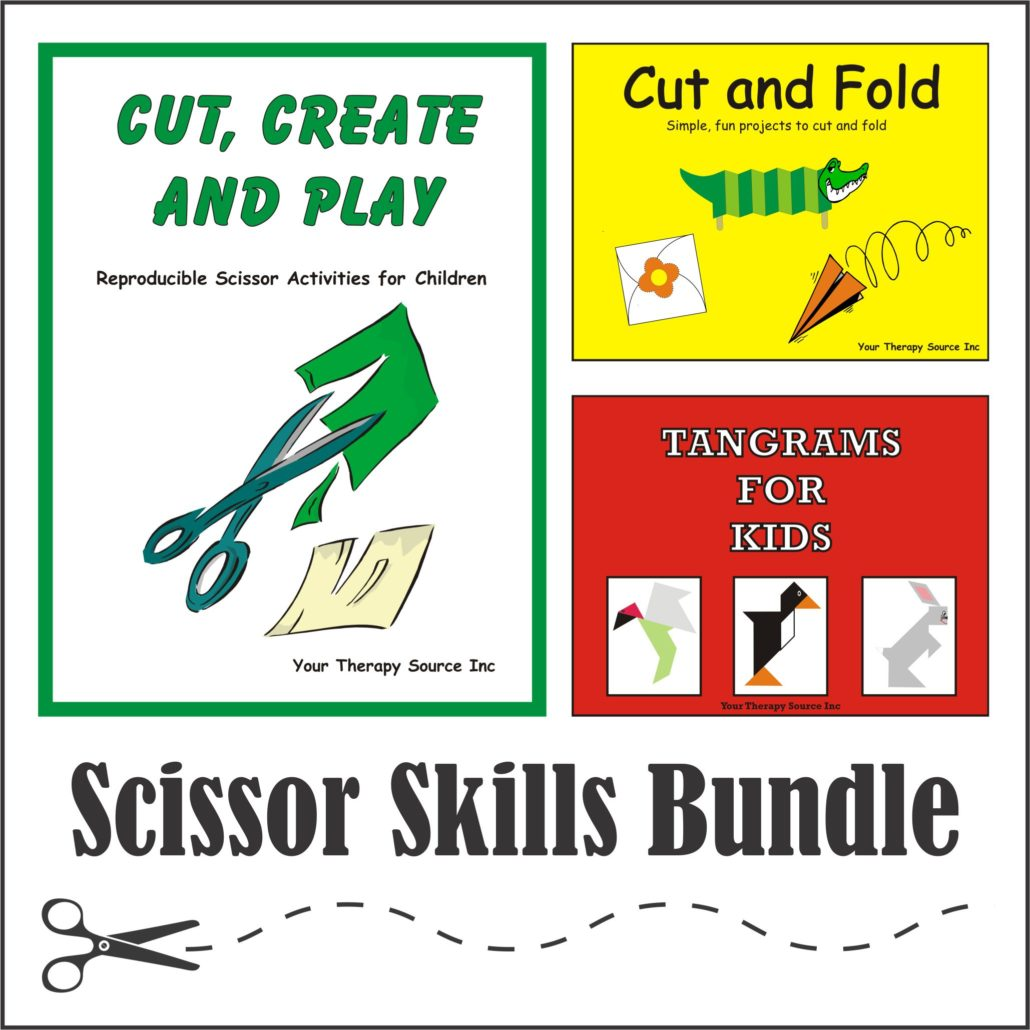 Scissors Bundle from Your Therapy Source