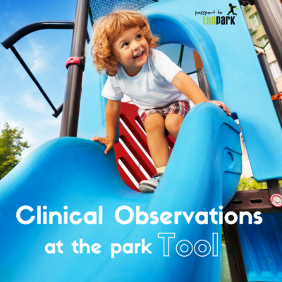 Clinical Observations at the Park Tool