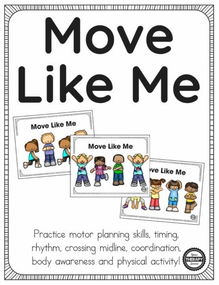 Move Like Me