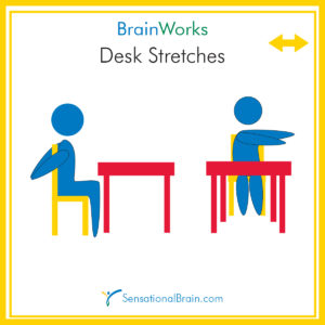 Desk Stretches 1c