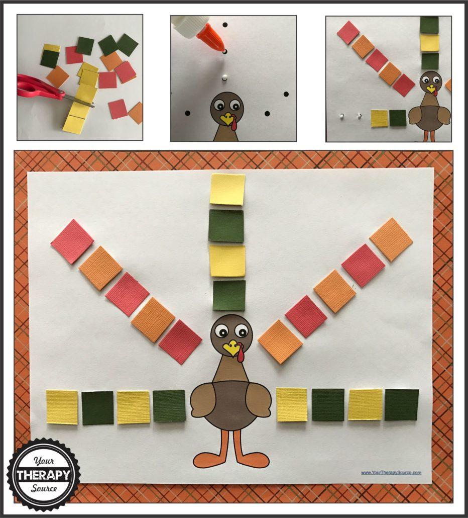 turkey-squares