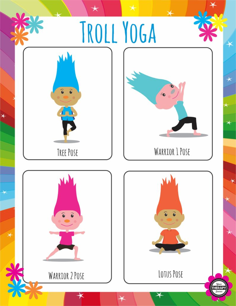Troll Yoga Your Therapy Source
