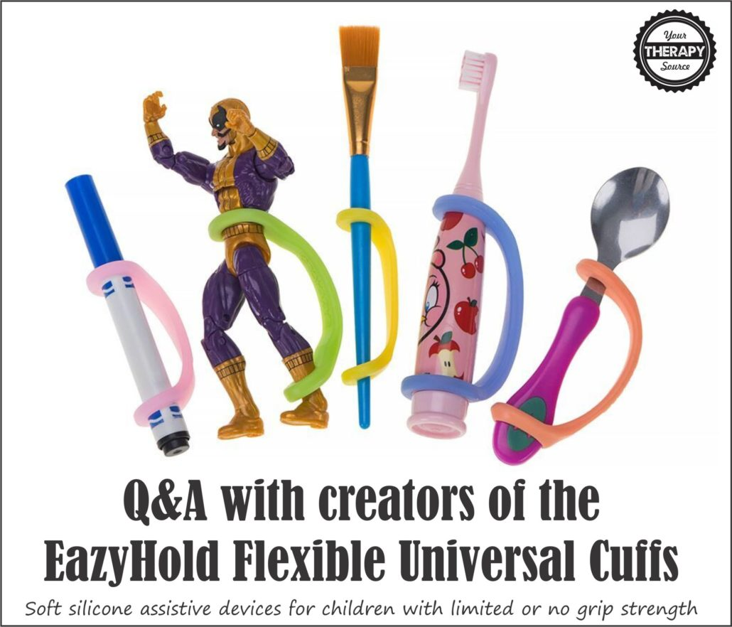 Q&A with the Creators of the Flexible Universal Cuffs EazyHold