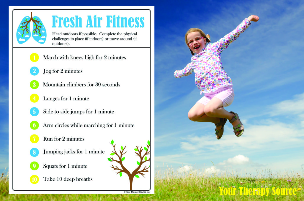 Fresh Air Fitness Your Therapy Source