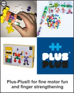 YTS Plus Plus Fine Motor Fun