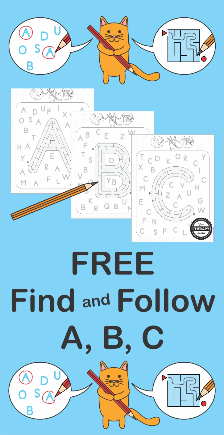 Find and Follow ABCs