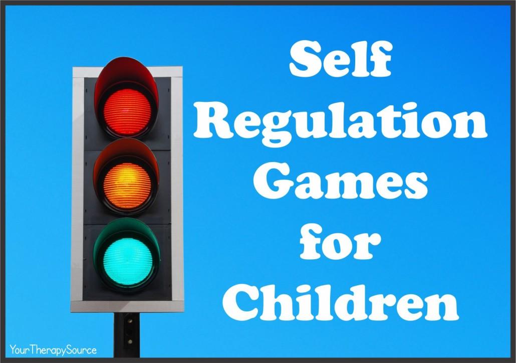 Self REgulation Games for Children