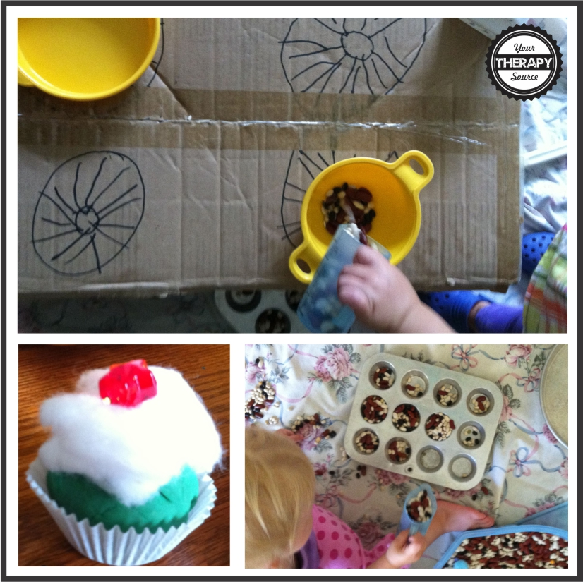 Photo of Messy Play – A Simple Tip to Help Kids Participate