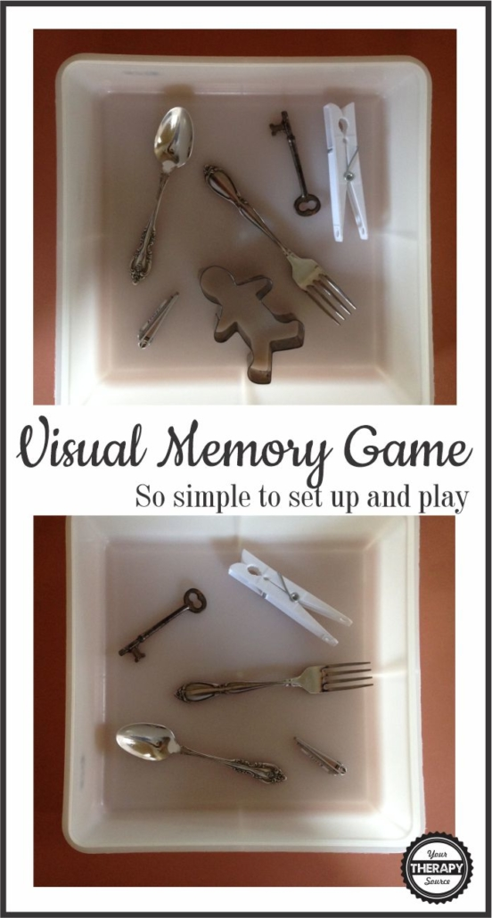 Test your skills with this simple visual memory game. It is a great game to play with children of all ages because you can vary the difficulty.