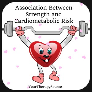 Strength and Cardiometabolic Risk