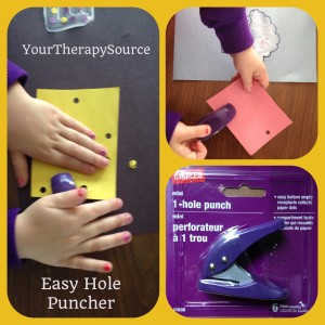 Easy Hole punch