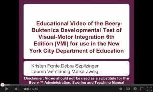 Educational video Beery