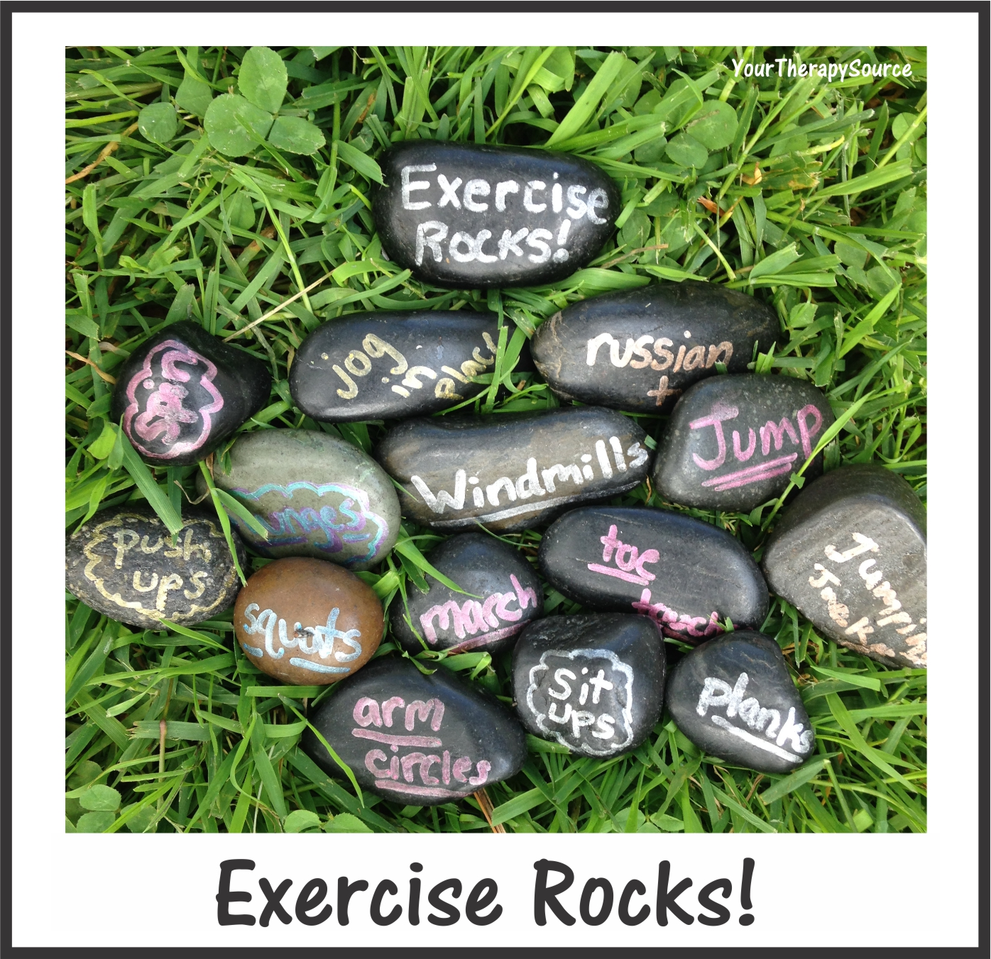 Exercise Rocks