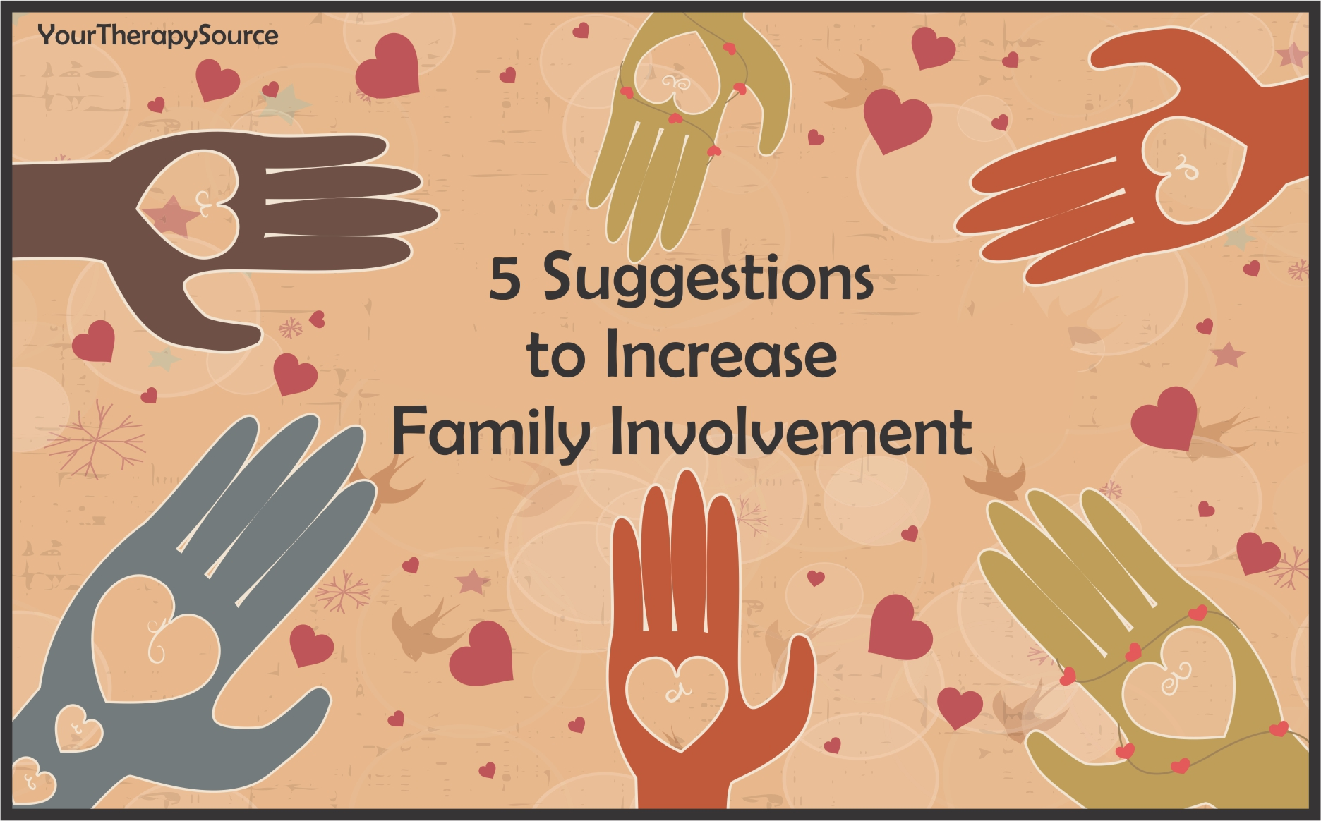5 Tips to Increase Family Involvement