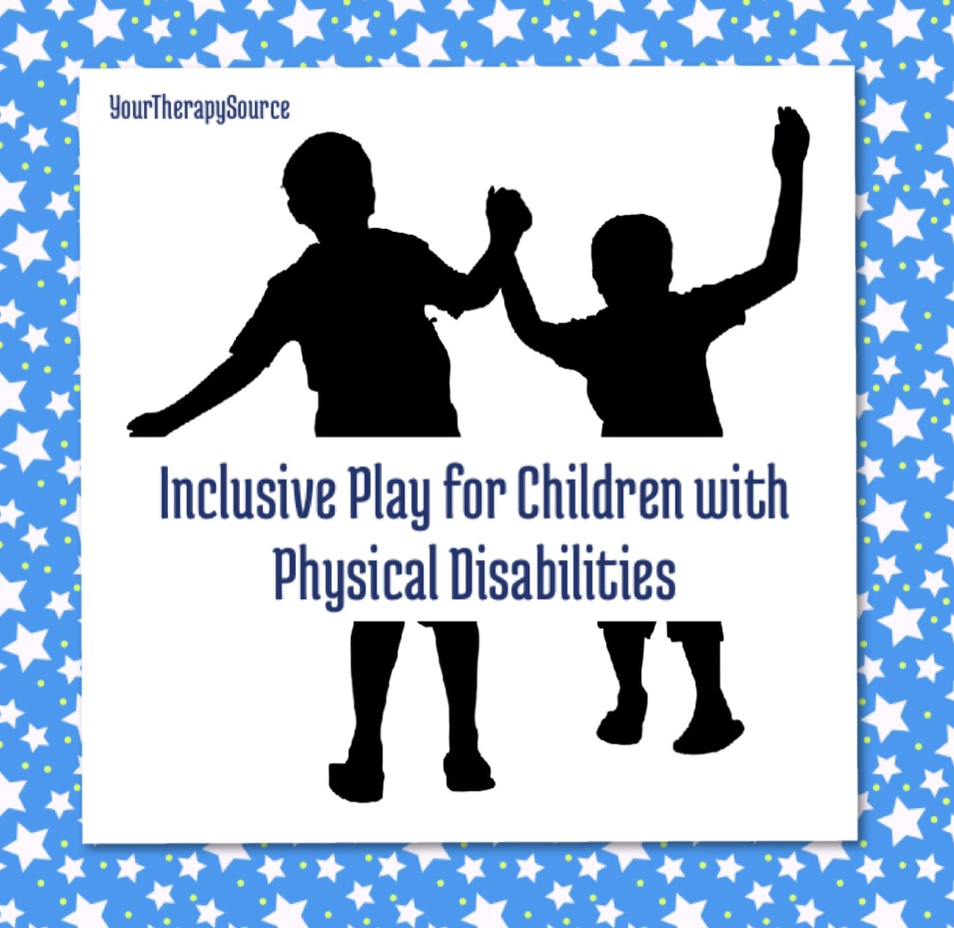 Including Children with Disabilities