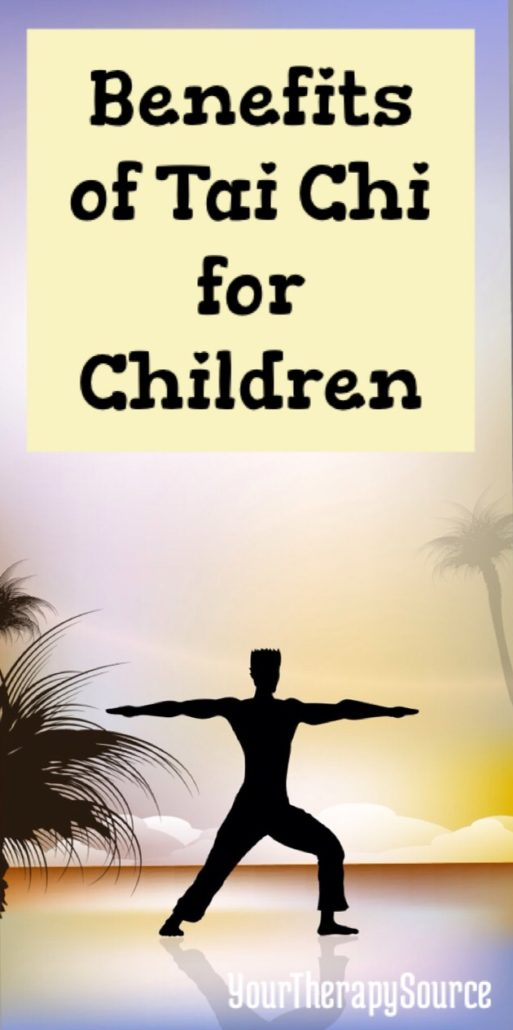 Benefits of Tai Chi for Children