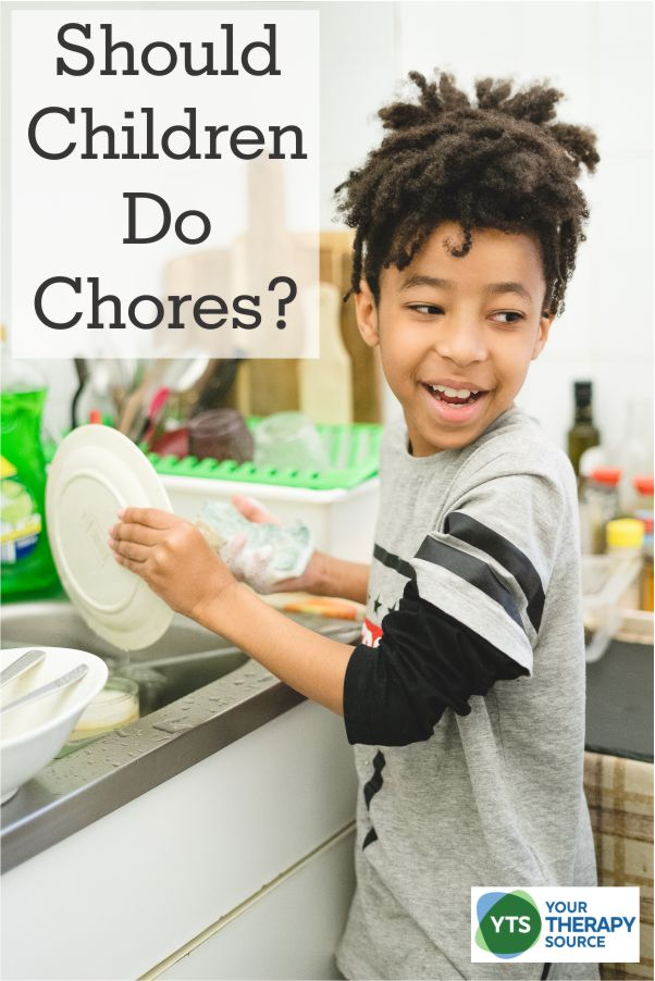 Should children do chores? Heck yes! In fact, it should be on the top of the list. Performing chores teaches children important life skills.