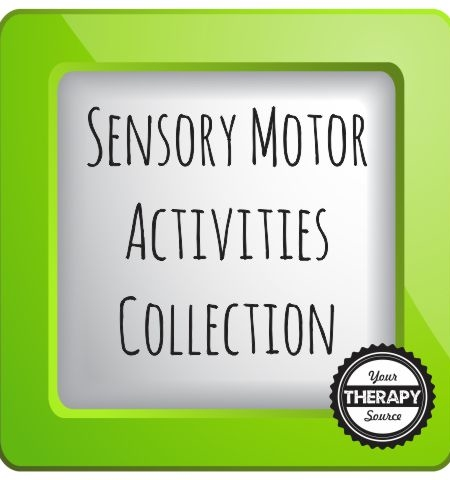 collection images sensory motor