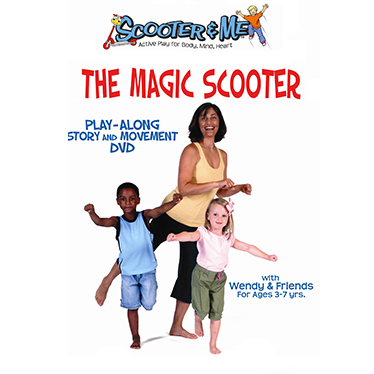 The Magic Scooter – for Strength & Resilience