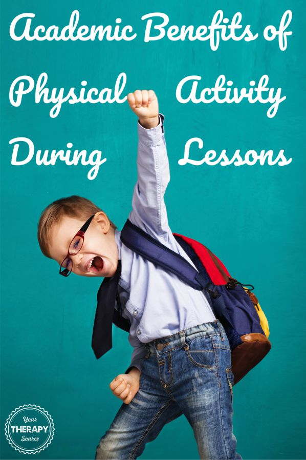 Pediatrics published research on the academic benefits of physical activity during lessons to determine any associations with reading and math.