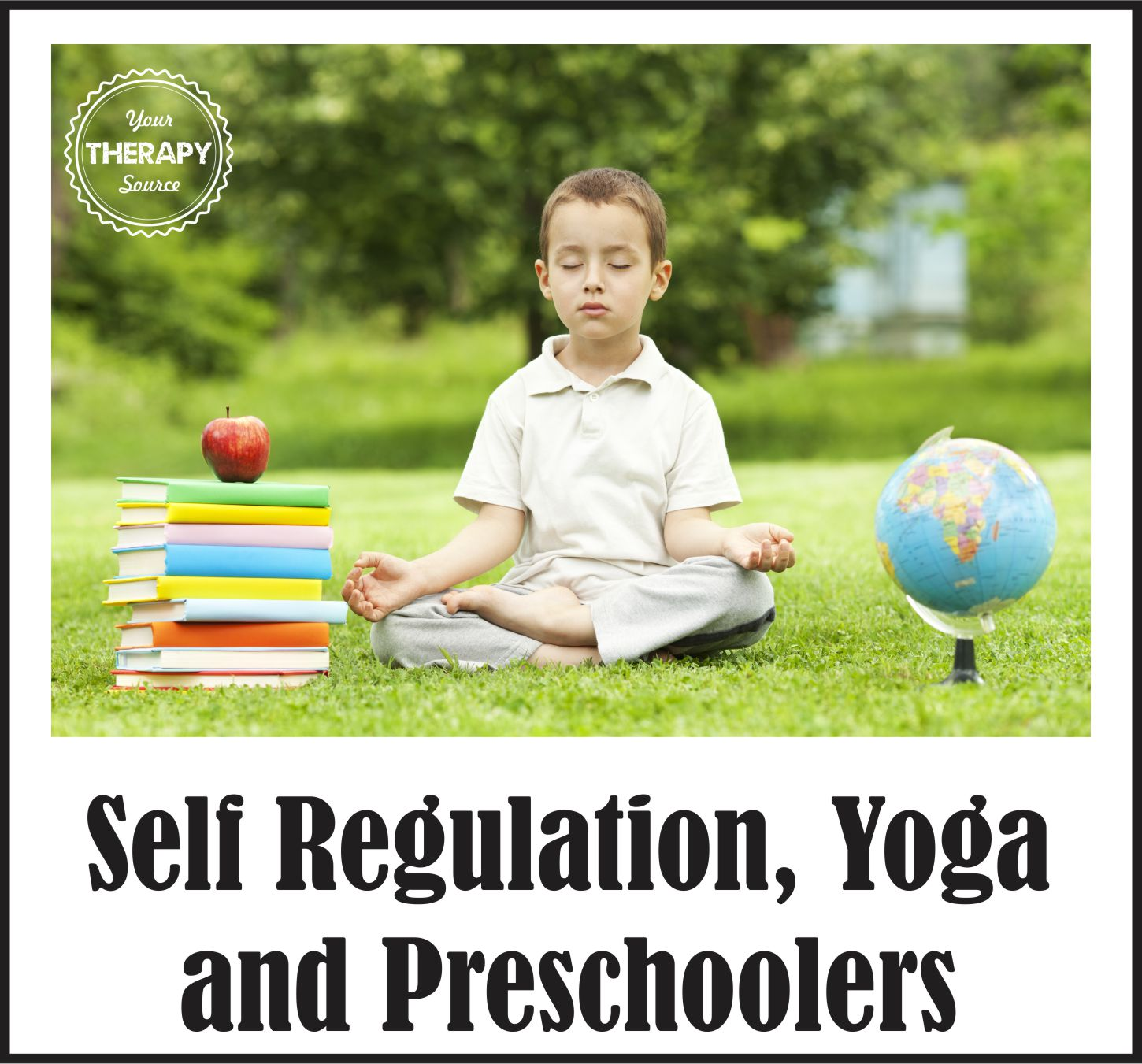 A yearlong study was published on yoga for preschoolers to help with self-regulation. Read the results and suggestions at YourTherapySource.