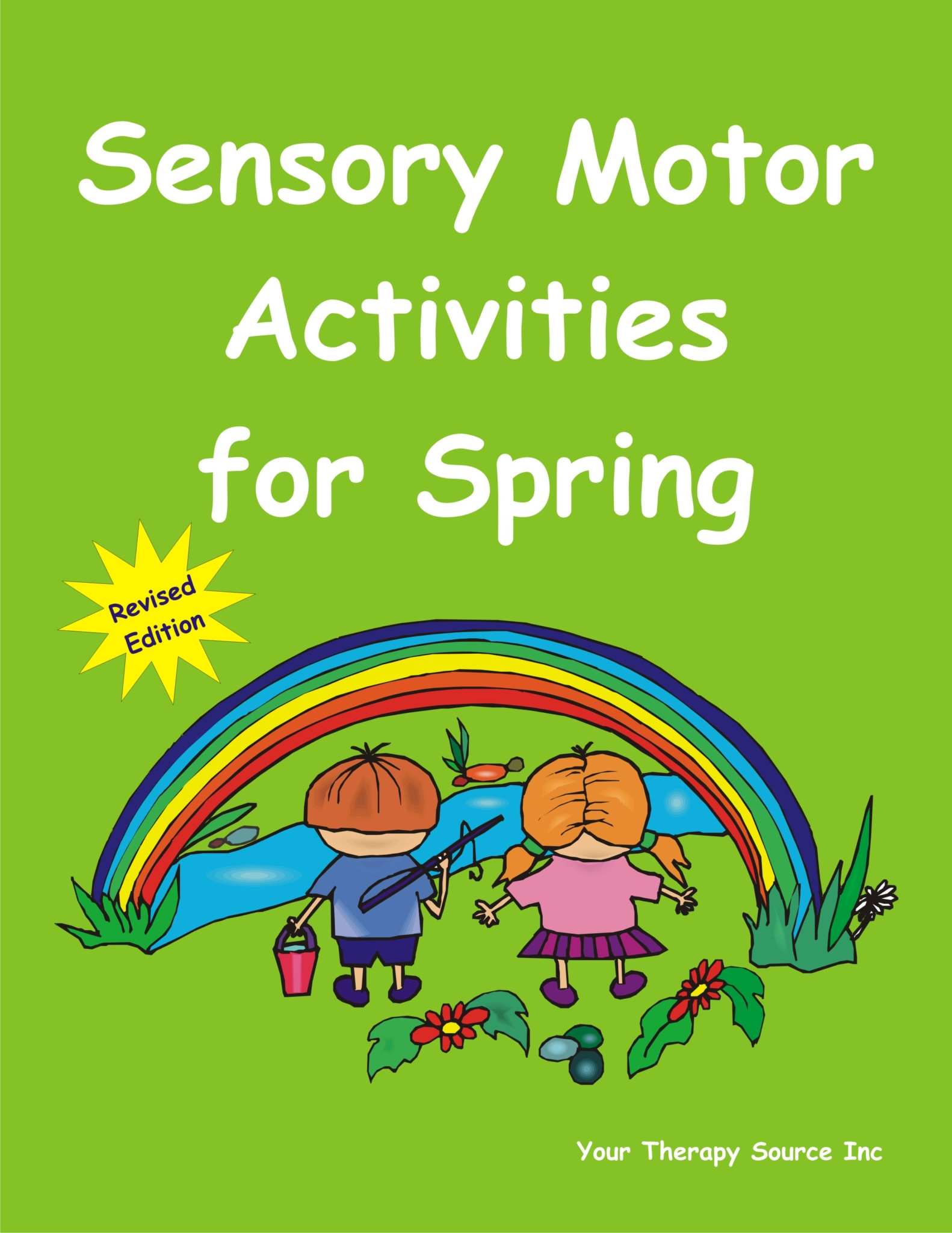 Sensory Motor Activities for Spring