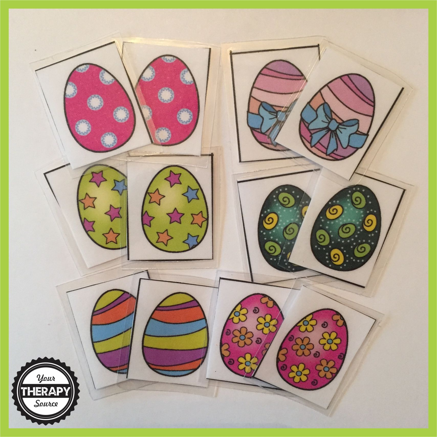 Spring Time Eggs2