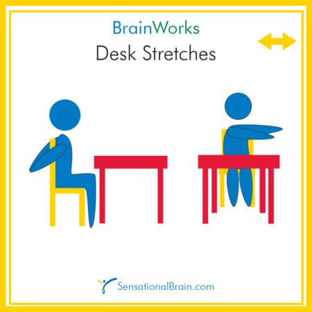 Desk Stretches 1c