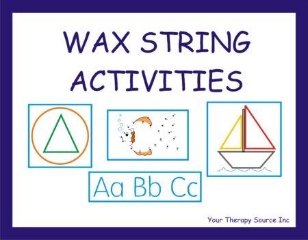 Wax String Activities