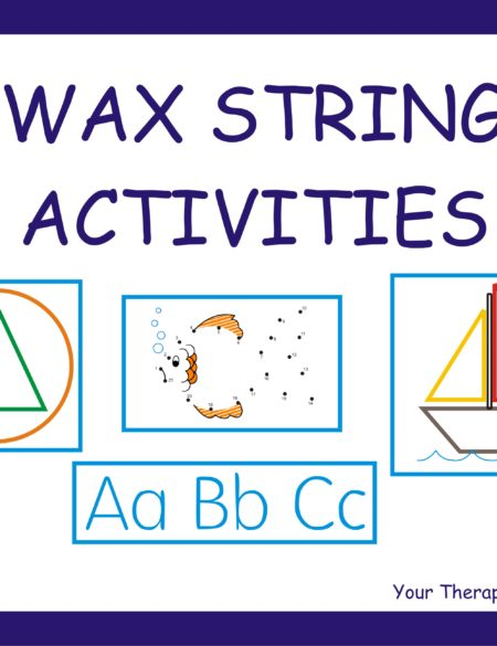 Wax String Activities