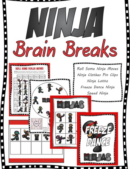 Ninja Brain Breaks