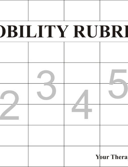 Mobility Rubrics
