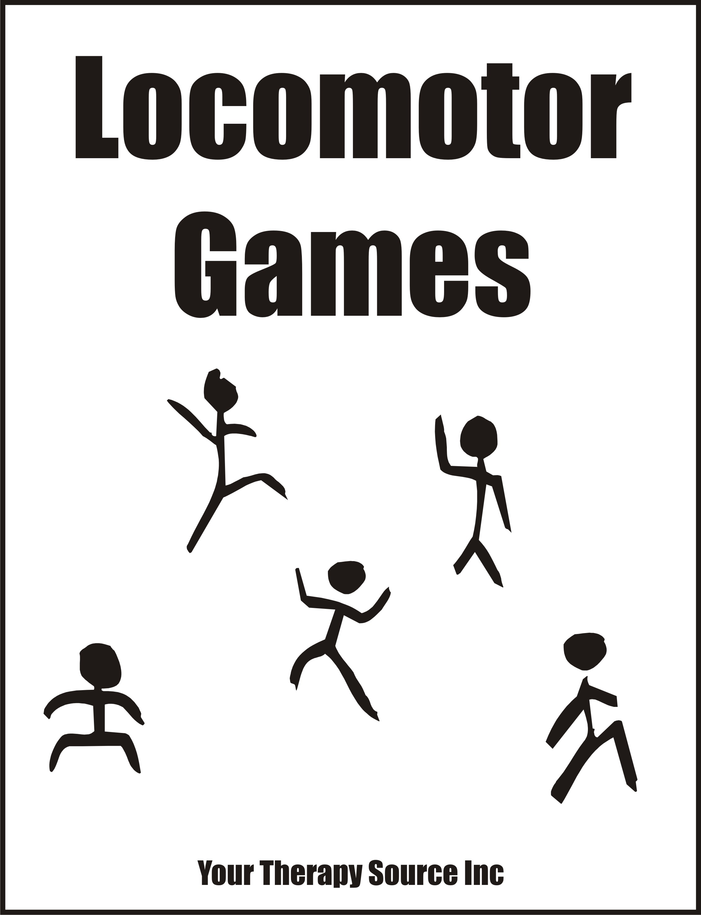Locomotor Games - Your Therapy Source