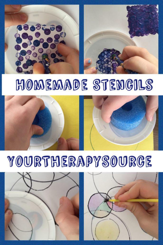 Ideas for Homemade Stencils