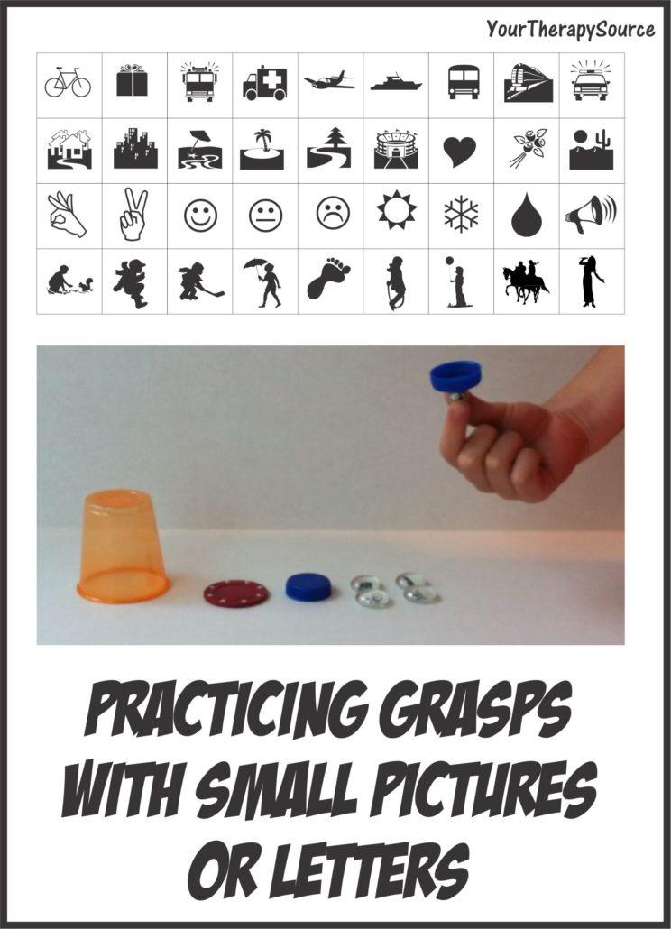 Practice Grasp Patterns