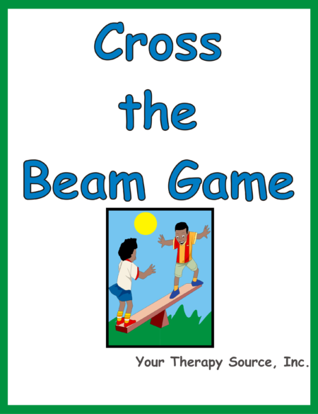 Cross the Beam Game