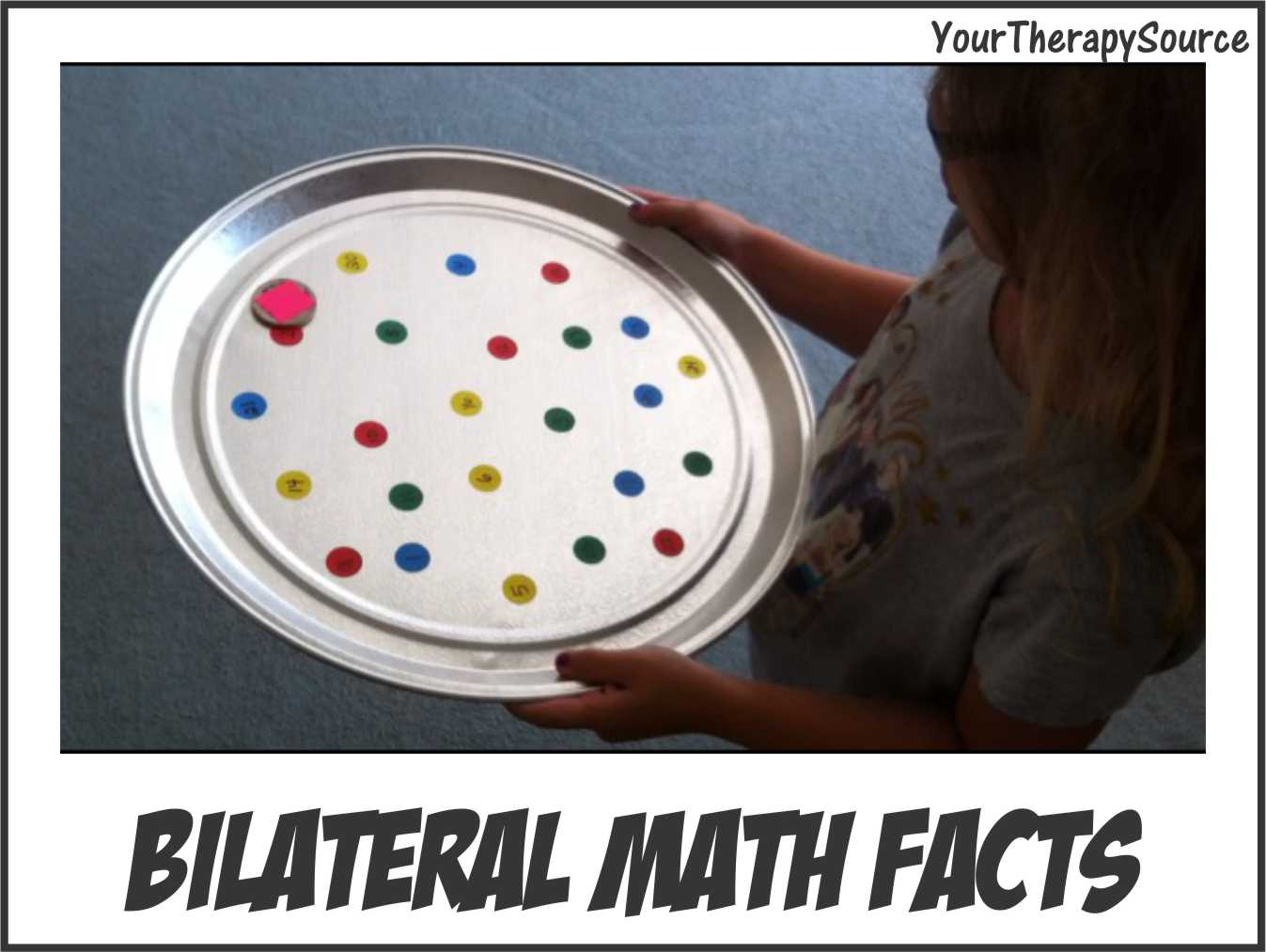 Bilateral Math Activity