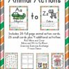 Animal Actions A to Z