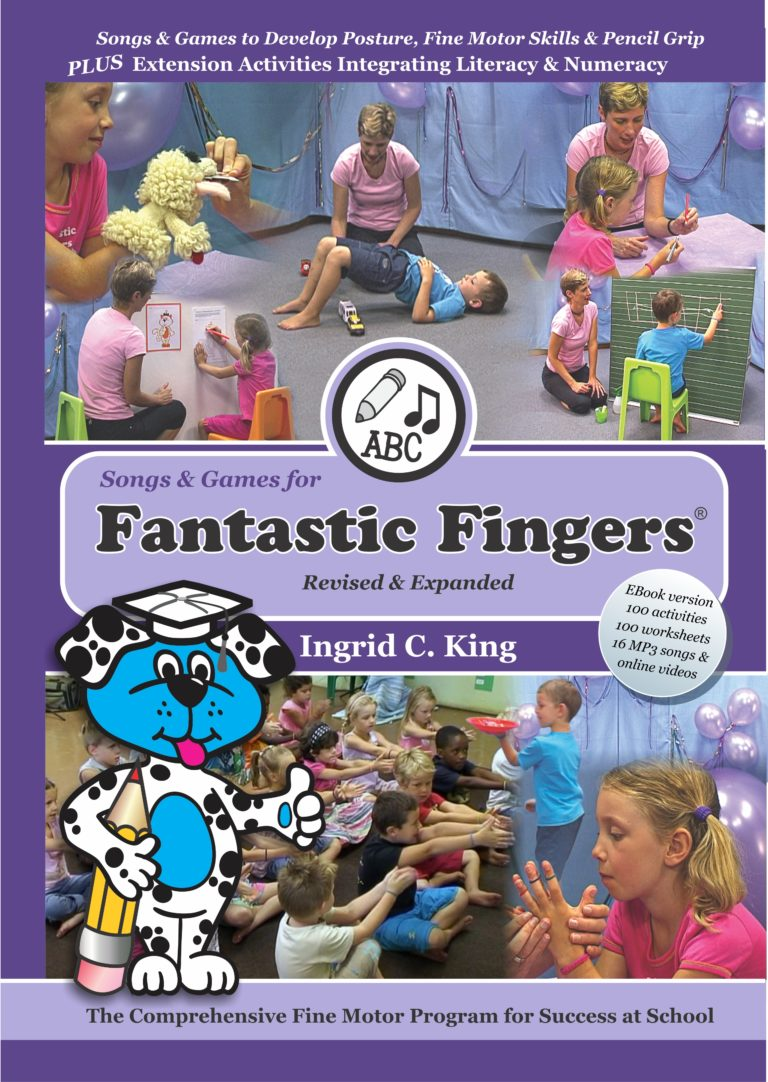 Fantastic Fingers® Fine Motor Program