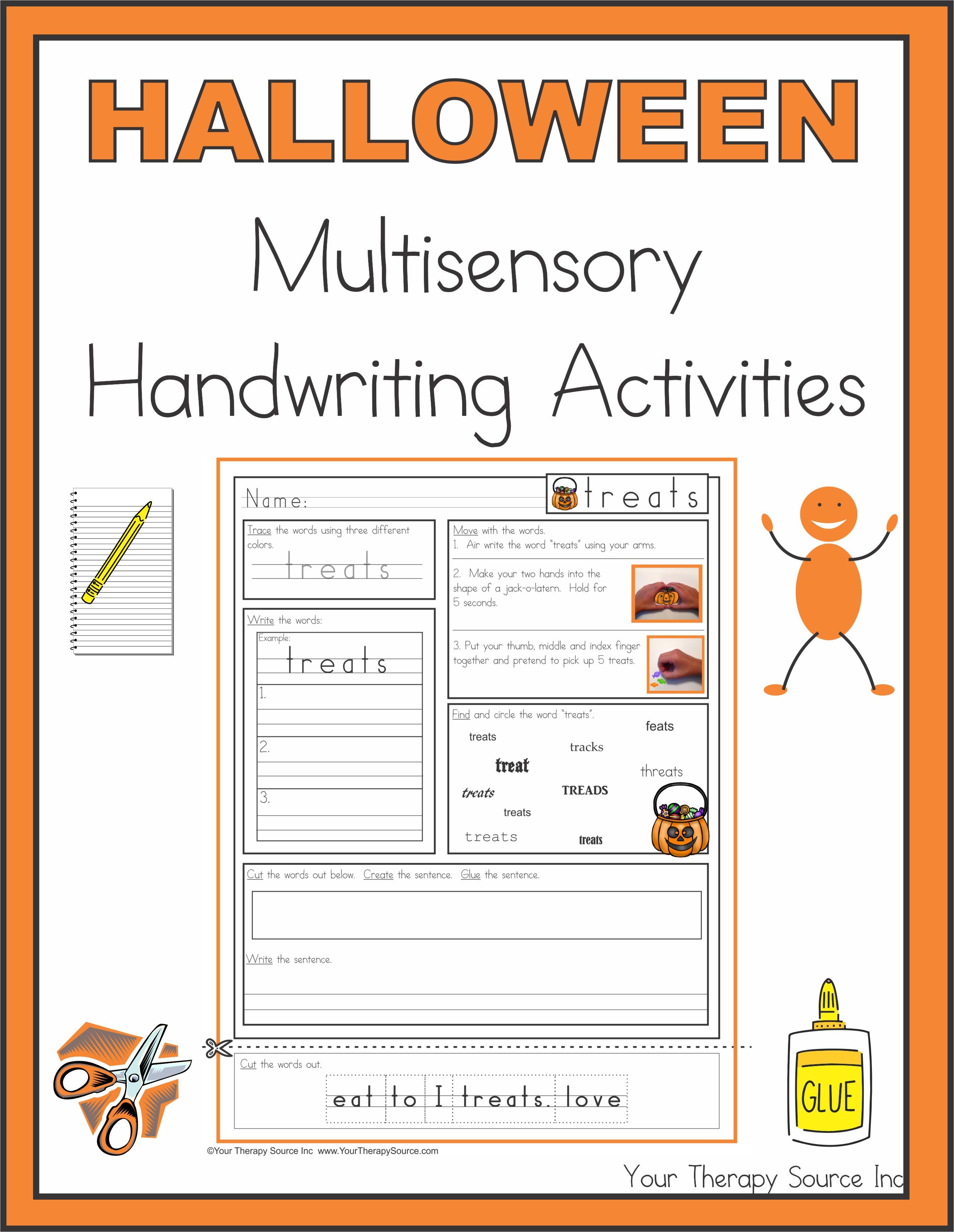 teaching handwriting strategies