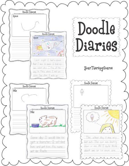 Doodle Diaries