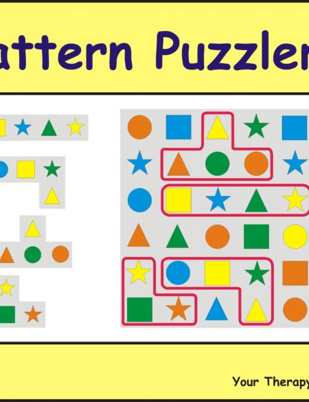 Pattern Puzzlers